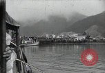 Image of Ship arriving in port East Asia, 1955, second 1 stock footage video 65675032393