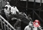 Image of Ship arriving in port East Asia, 1955, second 10 stock footage video 65675032393