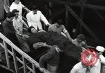 Image of Ship arriving in port East Asia, 1955, second 11 stock footage video 65675032393