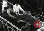 Image of Ship arriving in port East Asia, 1955, second 12 stock footage video 65675032393