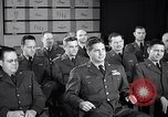 Image of U.S. Air Force Officers United States USA, 1951, second 9 stock footage video 65675032395