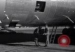 Image of still photo camera beneath B-26 United States USA, 1951, second 4 stock footage video 65675032400