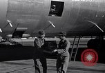 Image of still photo camera beneath B-26 United States USA, 1951, second 8 stock footage video 65675032400