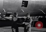 Image of still photo camera beneath B-26 United States USA, 1951, second 9 stock footage video 65675032400