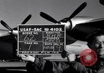 Image of Convair B-36 taxiing Fort Worth Texas USA, 1951, second 3 stock footage video 65675032402