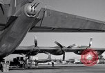Image of different views of Convair B-36 Fort Worth Texas USA, 1951, second 8 stock footage video 65675032407
