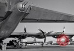 Image of different views of Convair B-36 Fort Worth Texas USA, 1951, second 12 stock footage video 65675032407