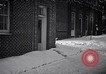 Image of Policeman checking building security United States USA, 1951, second 5 stock footage video 65675032416