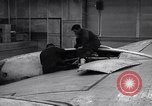 Image of B-36 at Thule AFB Thule Greenland, 1953, second 9 stock footage video 65675032425