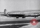Image of interior of B-36 Thule Air Force Base Greenland, 1953, second 9 stock footage video 65675032434