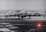 Image of interior of B-36 Thule Air Force Base Greenland, 1953, second 11 stock footage video 65675032434