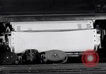 Image of teletype machine Thule Greenland, 1953, second 4 stock footage video 65675032436