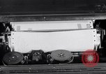 Image of teletype machine Thule Greenland, 1953, second 5 stock footage video 65675032436