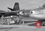 Image of RB-45 Fussa Japan Yokota AFB, 1953, second 3 stock footage video 65675032469