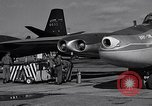 Image of RB-45 Fussa Japan Yokota AFB, 1953, second 4 stock footage video 65675032469