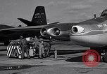 Image of RB-45 Fussa Japan Yokota AFB, 1953, second 6 stock footage video 65675032469