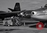 Image of RB-45 Fussa Japan Yokota AFB, 1953, second 9 stock footage video 65675032469