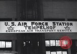 Image of C-54 Berlin Germany, 1949, second 2 stock footage video 65675032473