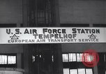 Image of C-54 Berlin Germany, 1949, second 4 stock footage video 65675032473