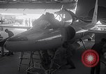 Image of U-2 reconnaissance aircraft Del Rio Texas Laughlin Air Force Base USA, 1962, second 5 stock footage video 65675032491