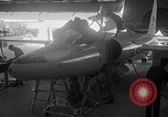 Image of U-2 reconnaissance aircraft Del Rio Texas Laughlin Air Force Base USA, 1962, second 7 stock footage video 65675032491