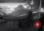 Image of U-2 reconnaissance aircraft Del Rio Texas Laughlin Air Force Base USA, 1962, second 8 stock footage video 65675032491