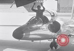 Image of U-2 Del Rio Texas Laughlin Air Force Base USA, 1962, second 4 stock footage video 65675032494
