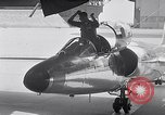 Image of U-2 Del Rio Texas Laughlin Air Force Base USA, 1962, second 5 stock footage video 65675032494