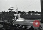 Image of A-4 Missile Peenemunde Rocket Centre Ostvorpommern Germany, 1942, second 2 stock footage video 65675032506