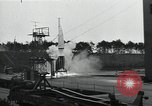 Image of A-4 Missile Peenemunde Rocket Centre Ostvorpommern Germany, 1942, second 3 stock footage video 65675032506