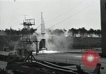Image of A-4 Missile Peenemunde Rocket Centre Ostvorpommern Germany, 1942, second 4 stock footage video 65675032506