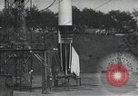 Image of A-4 Missile on launch pad Ostvorpommern Germany, 1942, second 4 stock footage video 65675032512