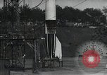 Image of A-4 Missile on launch pad Ostvorpommern Germany, 1942, second 5 stock footage video 65675032512