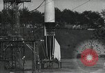 Image of A-4 Missile on launch pad Ostvorpommern Germany, 1942, second 6 stock footage video 65675032512