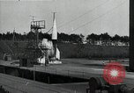 Image of A4 Missile (V-2 rocket) Peenemunde Germany, 1942, second 2 stock footage video 65675032513