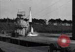 Image of A4 Missile (V-2 rocket) Peenemunde Germany, 1942, second 3 stock footage video 65675032513