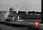Image of A4 Missile (V-2 rocket) Peenemunde Germany, 1942, second 5 stock footage video 65675032513