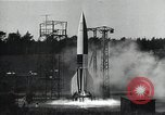 Image of A-4 Missile Ostvorpommern Germany, 1942, second 12 stock footage video 65675032515