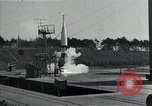 Image of A-4 Missile Peenemunde Rocket Centre Ostvorpommern Germany, 1942, second 2 stock footage video 65675032516