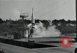 Image of A-4 Missile Peenemunde Rocket Centre Ostvorpommern Germany, 1942, second 3 stock footage video 65675032516