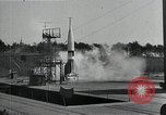 Image of A-4 Missile Peenemunde Rocket Centre Ostvorpommern Germany, 1942, second 4 stock footage video 65675032516