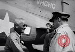 Image of General Douglas Mac Arthur visits liberated Mindoro Island Mindoro Philippines, 1945, second 6 stock footage video 65675032529