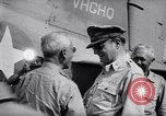 Image of General Douglas Mac Arthur visits liberated Mindoro Island Mindoro Philippines, 1945, second 7 stock footage video 65675032529
