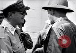 Image of General Douglas Mac Arthur visits liberated Mindoro Island Mindoro Philippines, 1945, second 12 stock footage video 65675032529