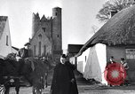 Image of Catholic Church and Maynooth College in Ireland Ireland, 1946, second 6 stock footage video 65675032532