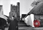 Image of Catholic Church and Maynooth College in Ireland Ireland, 1946, second 8 stock footage video 65675032532