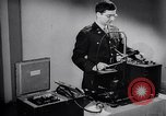 Image of communication system United States USA, 1943, second 2 stock footage video 65675032558