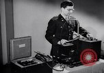 Image of communication system United States USA, 1943, second 3 stock footage video 65675032558