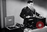 Image of communication system United States USA, 1943, second 5 stock footage video 65675032558