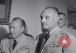 Image of General Twining Tushino Russia, 1956, second 9 stock footage video 65675032564